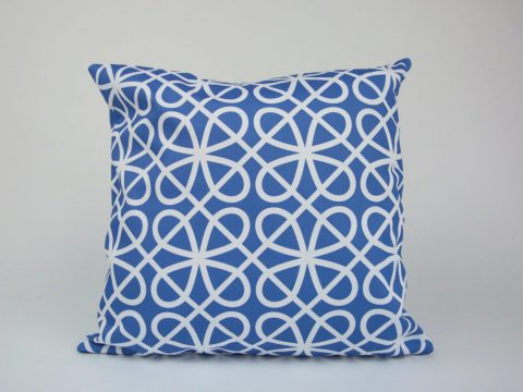 Howard Cushion - Reverse Pattern