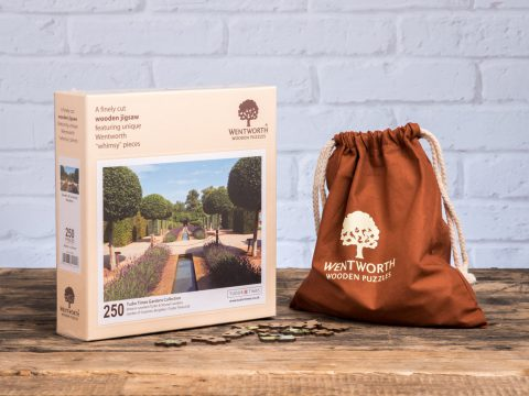 Garden of Surprises, Burghley Jigsaw, exclusive to Tudor Times