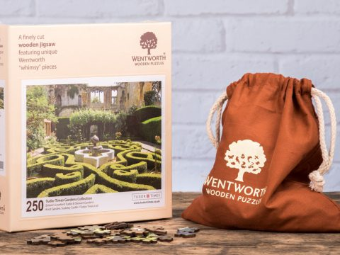 Knot Garden, Sudeley Castle Jigsaw