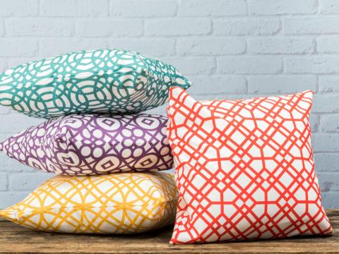 Knot Garden Cushions