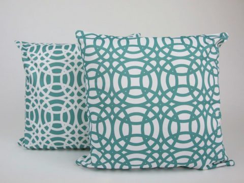 Pair of Percy Cushions