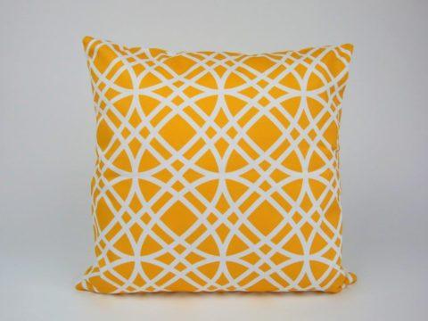 Seymour Cushion - Reverse Pattern